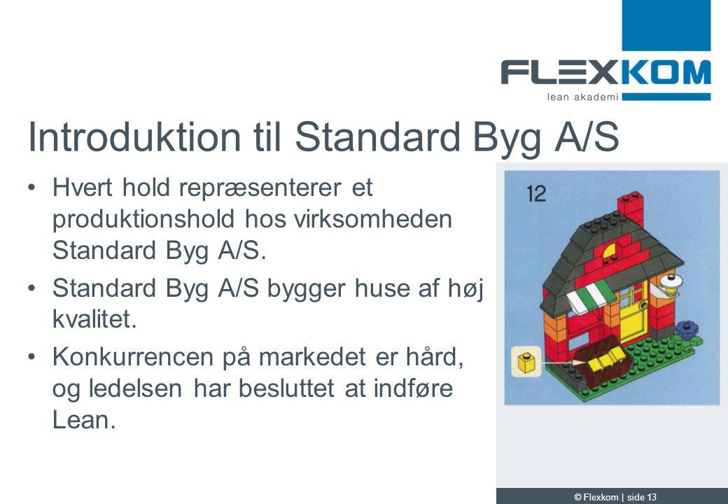 Introduktion til Standard Byg A/S
