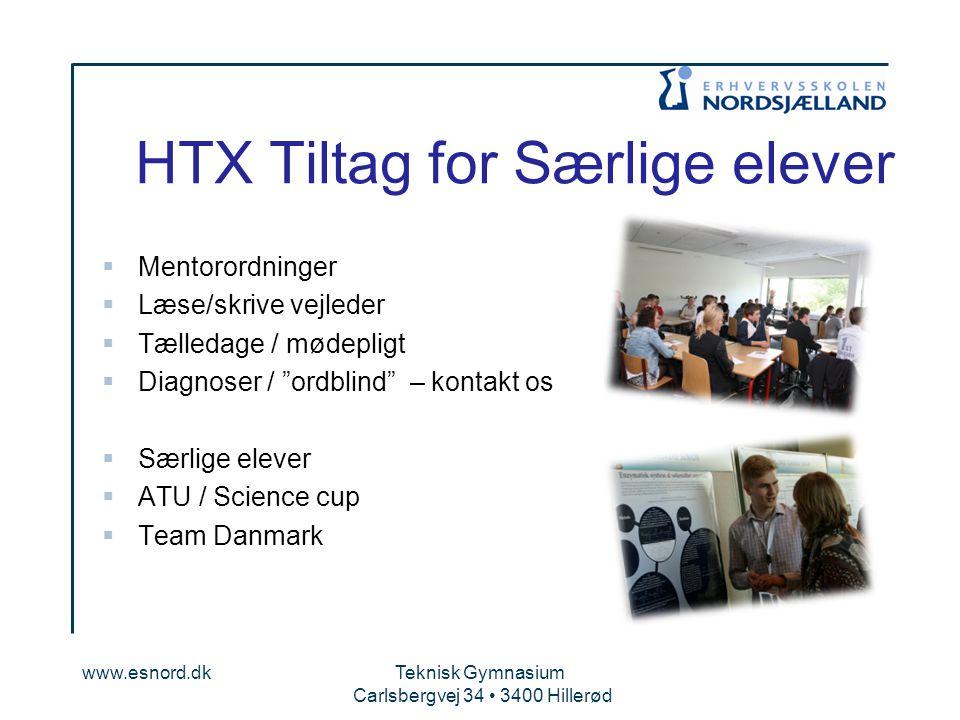 HTX Tiltag for Særlige elever