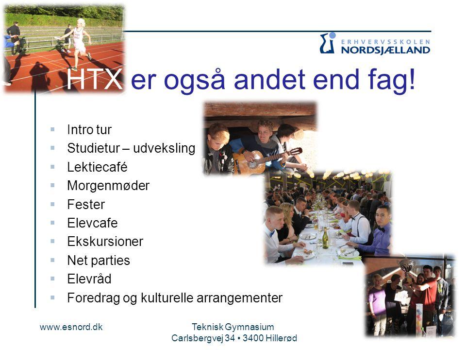 HTX er også andet end fag!