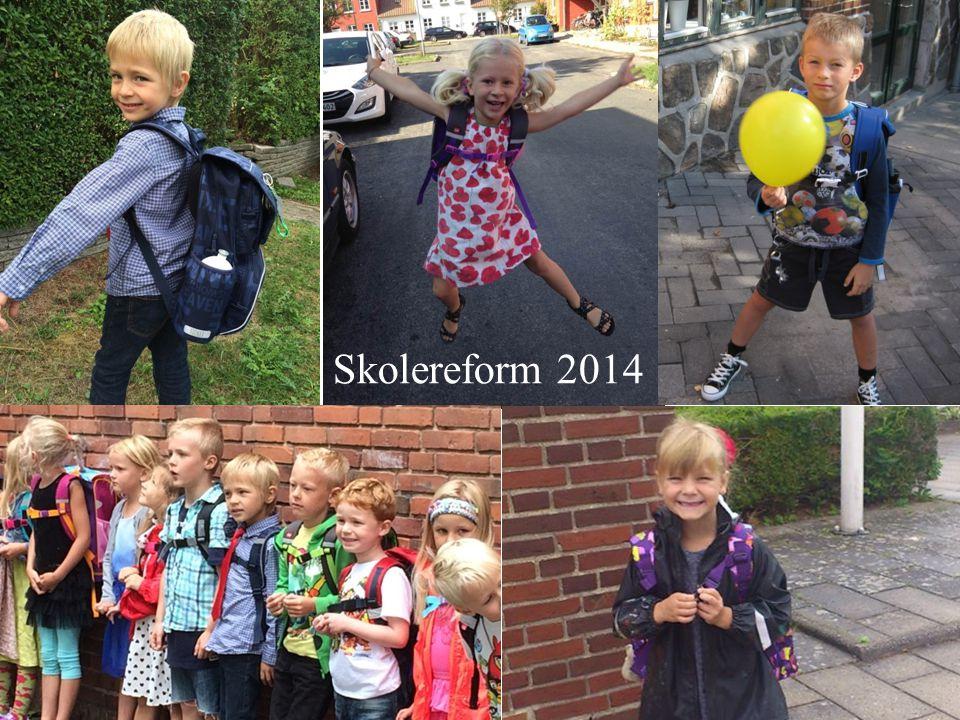 Skolereform 2014