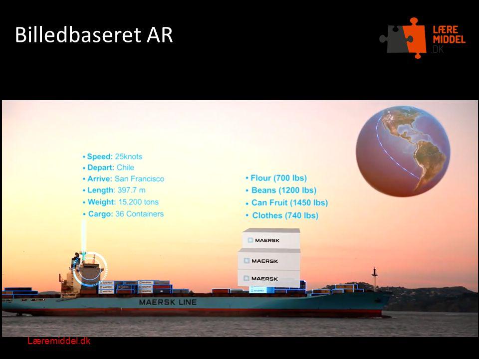 Billedbaseret AR