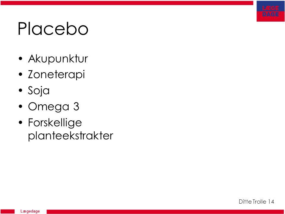 Placebo Akupunktur Zoneterapi Soja Omega 3