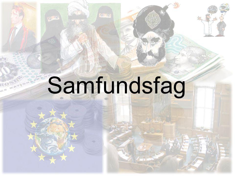 Samfundsfag