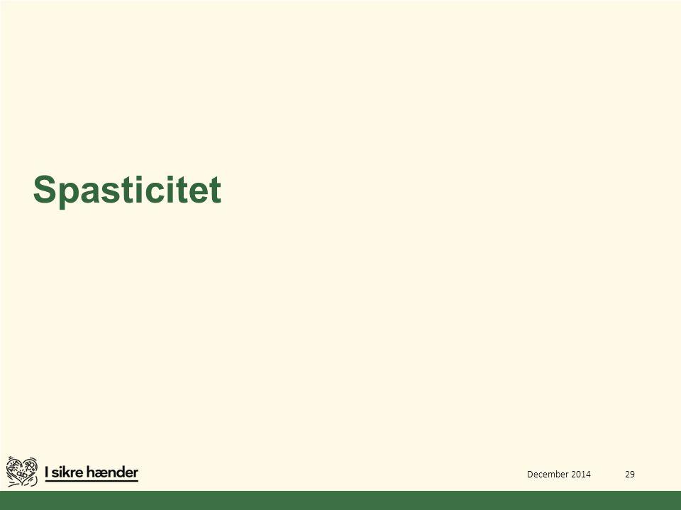 Spasticitet December 2014 29