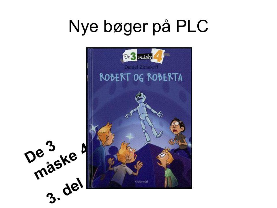 Nye bøger på PLC De 3 måske 4 3. del