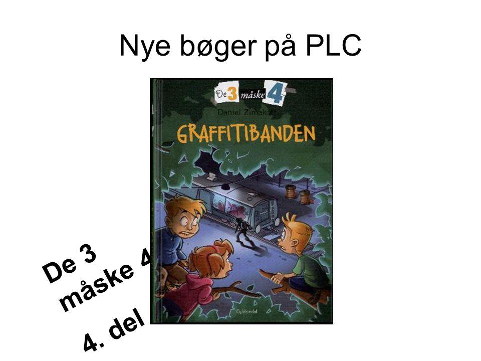 Nye bøger på PLC De 3 måske 4 4. del