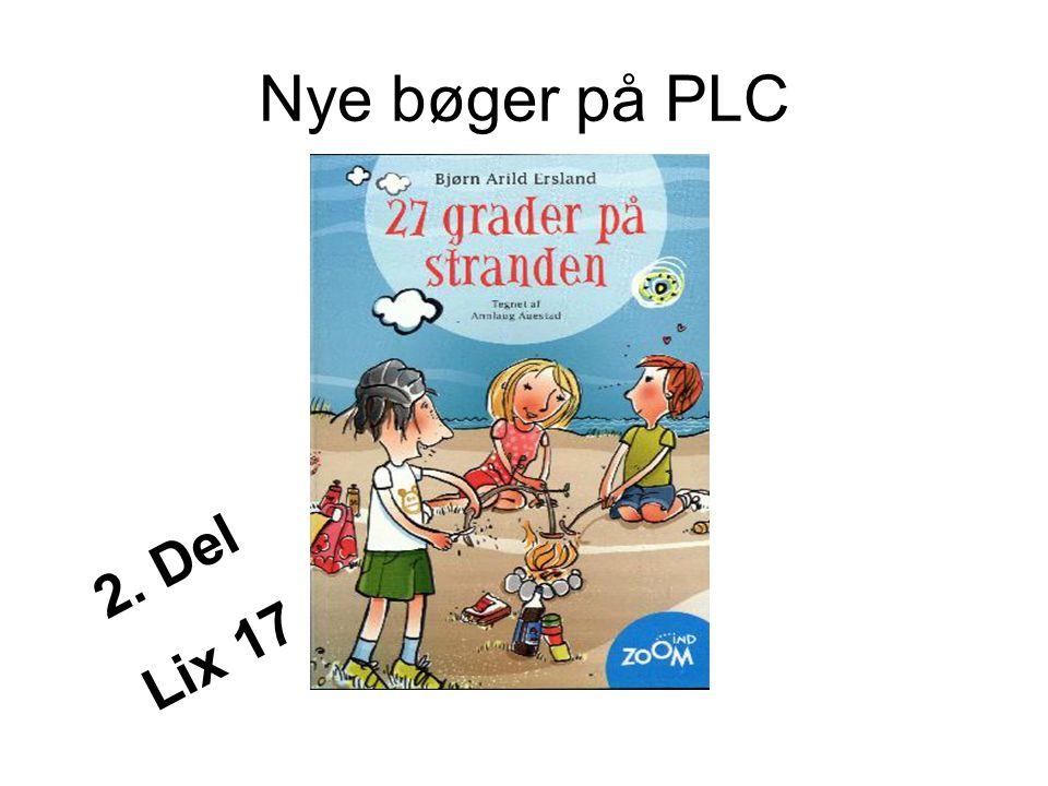 Nye bøger på PLC 2. Del Lix 17