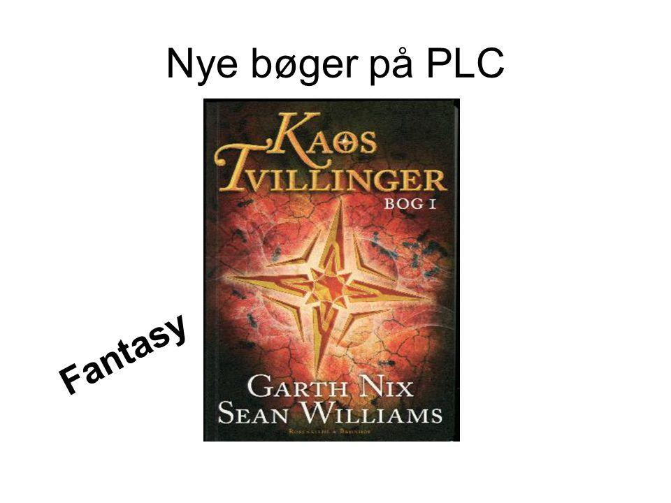 Nye bøger på PLC Fantasy