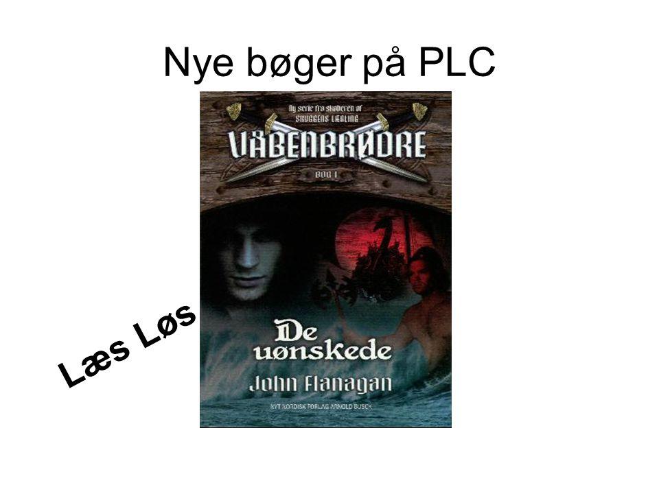 Nye bøger på PLC Læs Løs