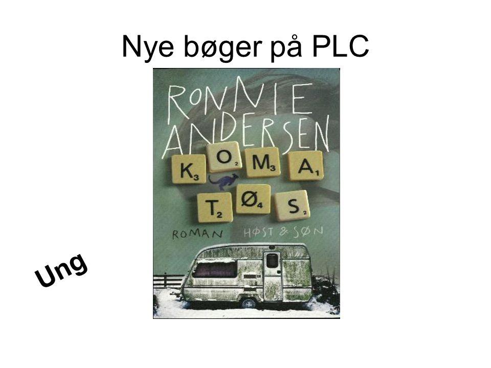 Nye bøger på PLC Ung