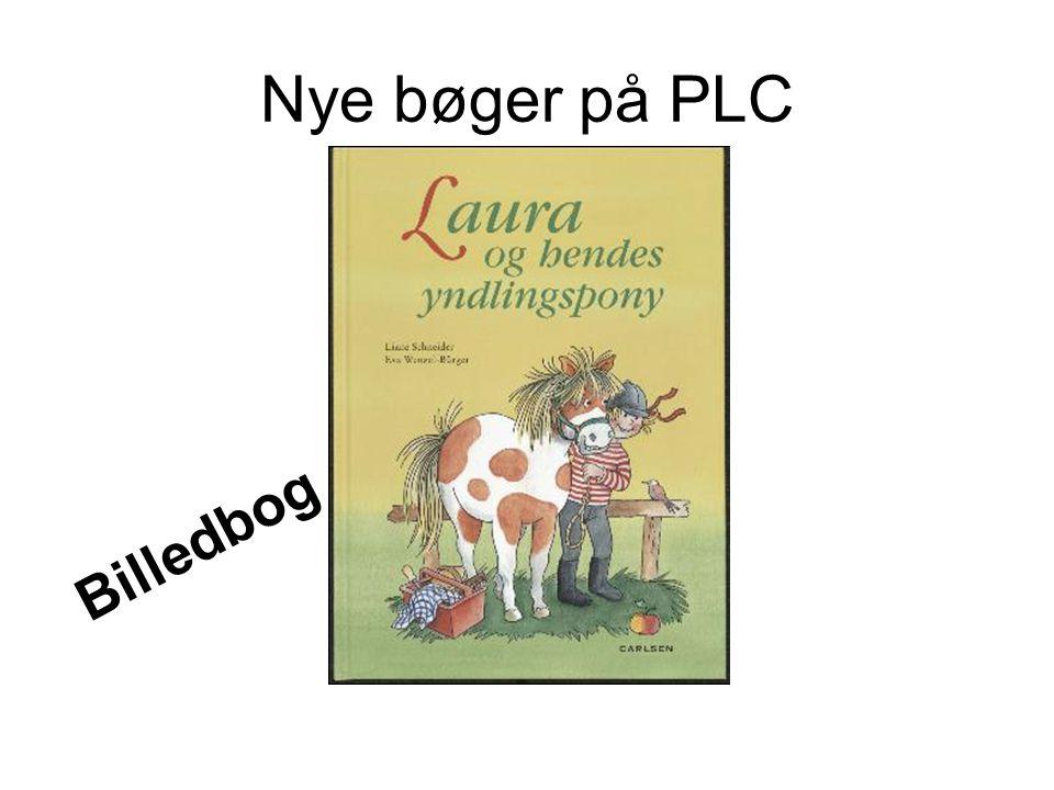 Nye bøger på PLC Billedbog