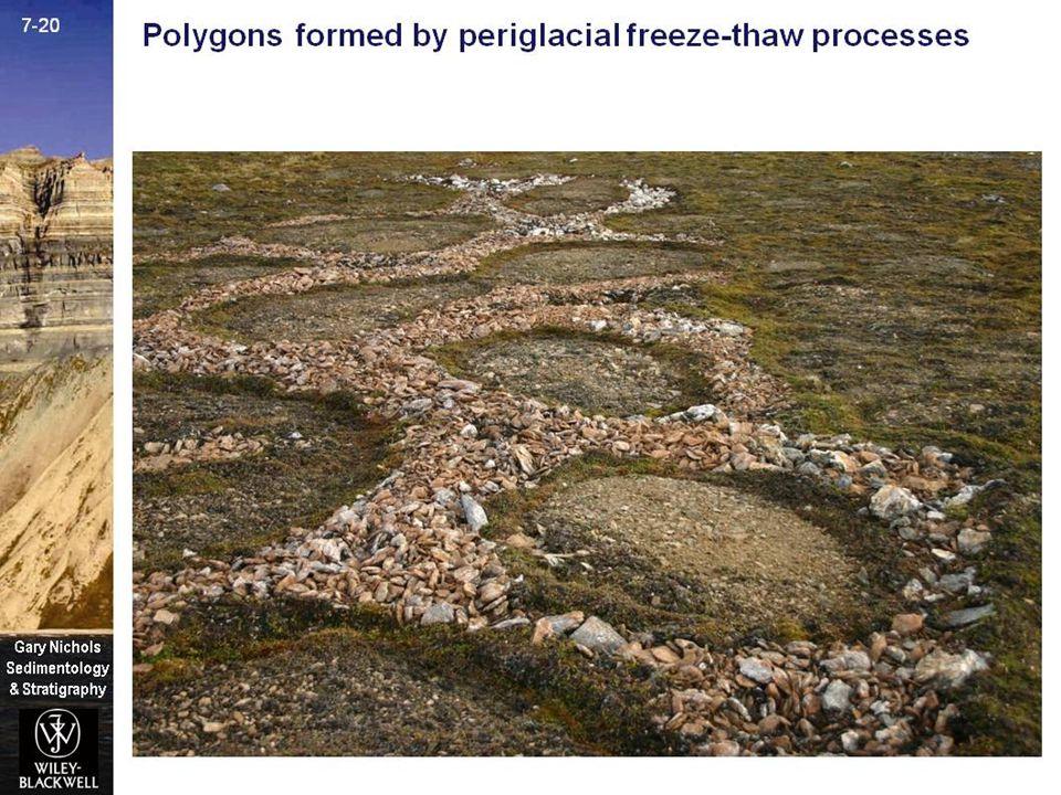 polygonjord, jordoverflade med et geometrisk, polygonalt mønster, primært knyttet til arktiske og varme, aride (tørre) områder.