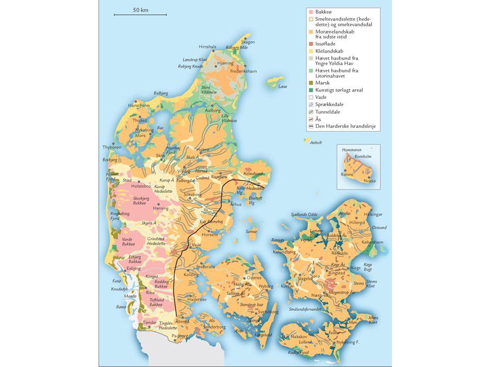Landskabskort dk