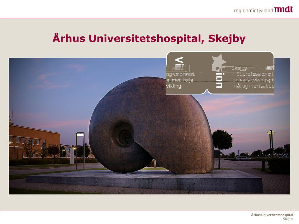 Århus Universitetshospital, Skejby