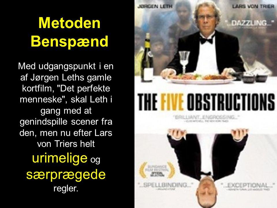 Metoden Benspænd.