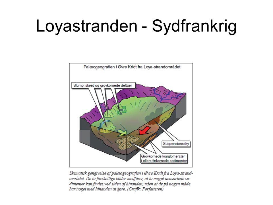 Loyastranden - Sydfrankrig