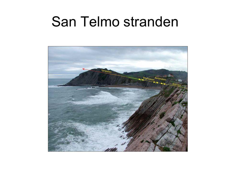 San Telmo stranden San Telmo Stranden i Selandien – Thanettien – 8 på slide 8, fra bassingulvet