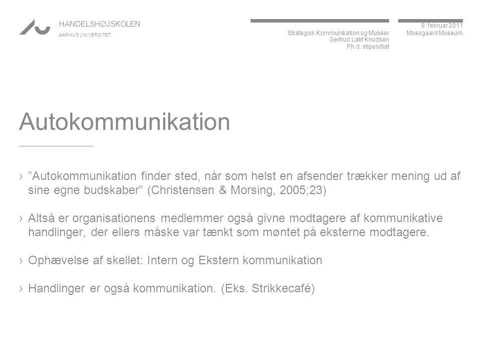 Autokommunikation