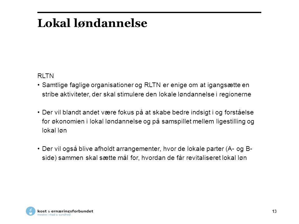 Lokal løndannelse RLTN