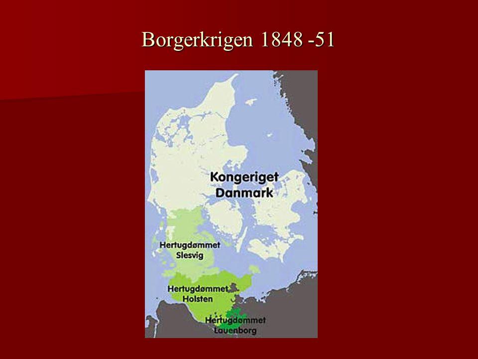 Borgerkrigen 1848 -51