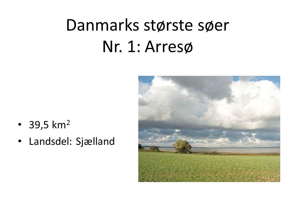 Danmarks største søer Nr. 1: Arresø
