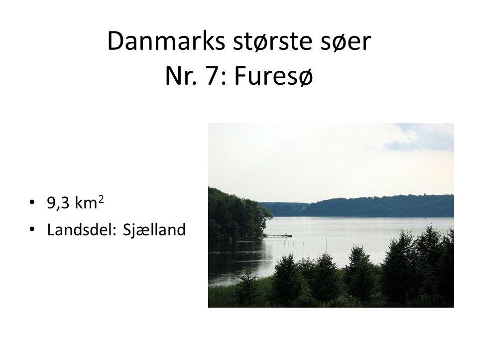 Danmarks største søer Nr. 7: Furesø