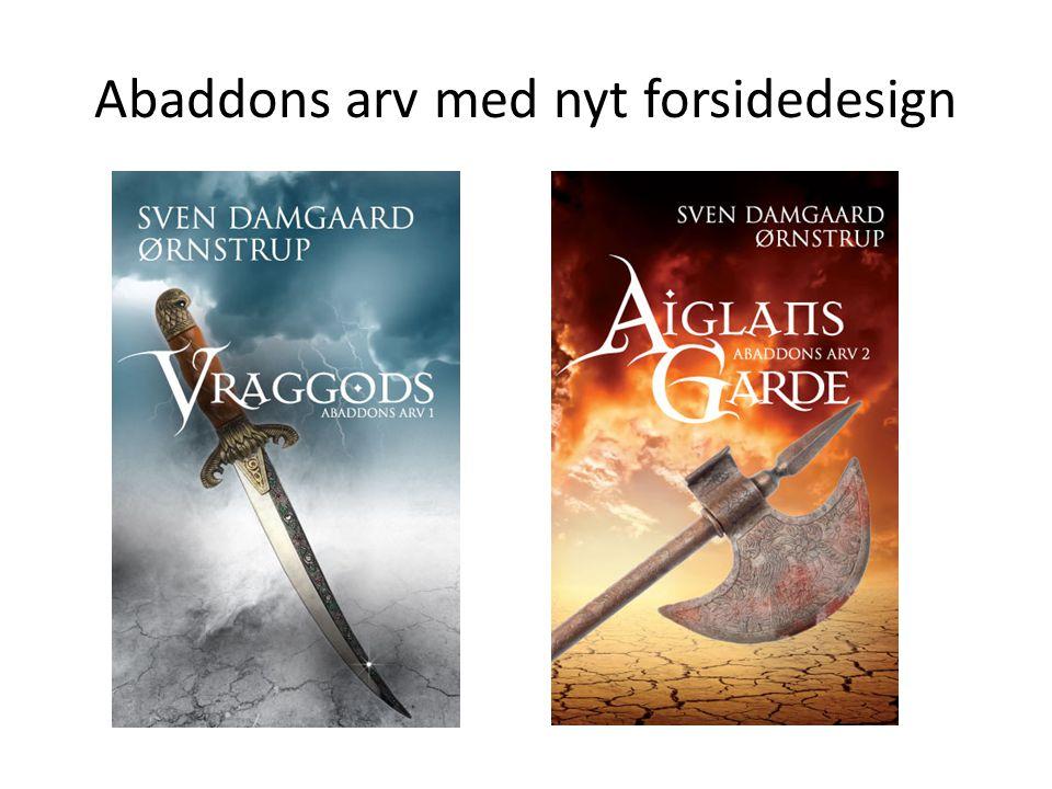Abaddons arv med nyt forsidedesign
