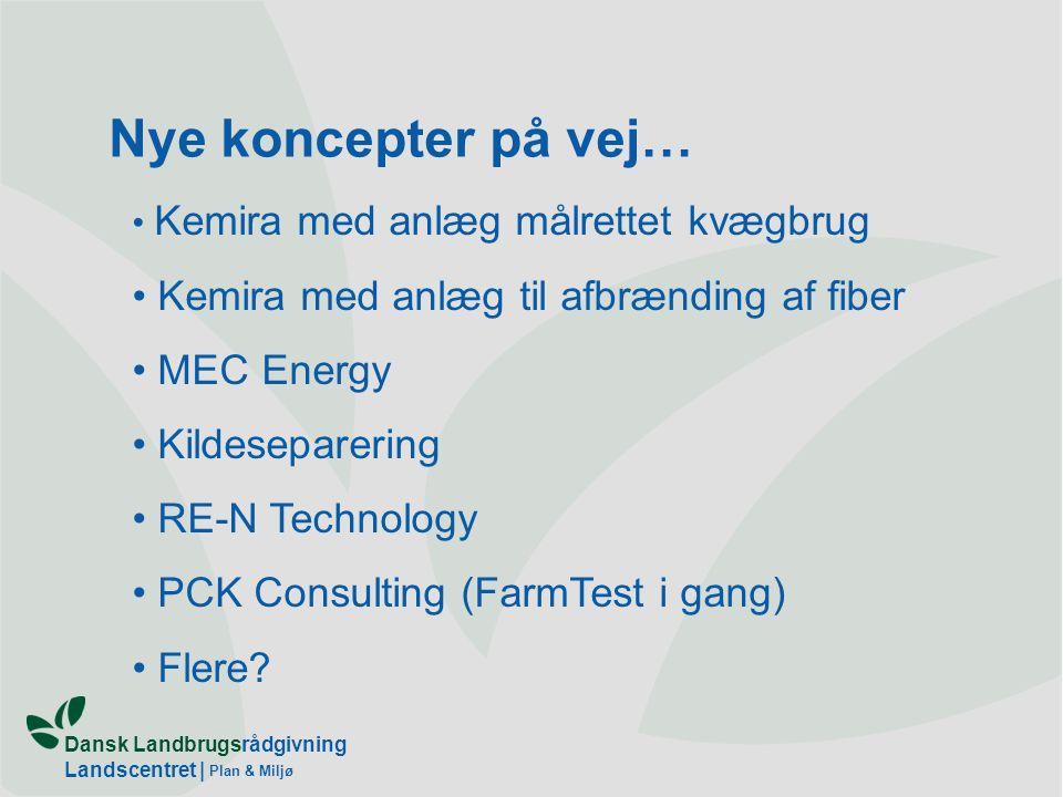 Nye koncepter på vej… Kemira med anlæg til afbrænding af fiber