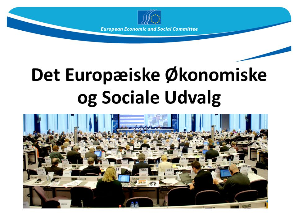 Det Europæiske Økonomiske og Sociale Udvalg