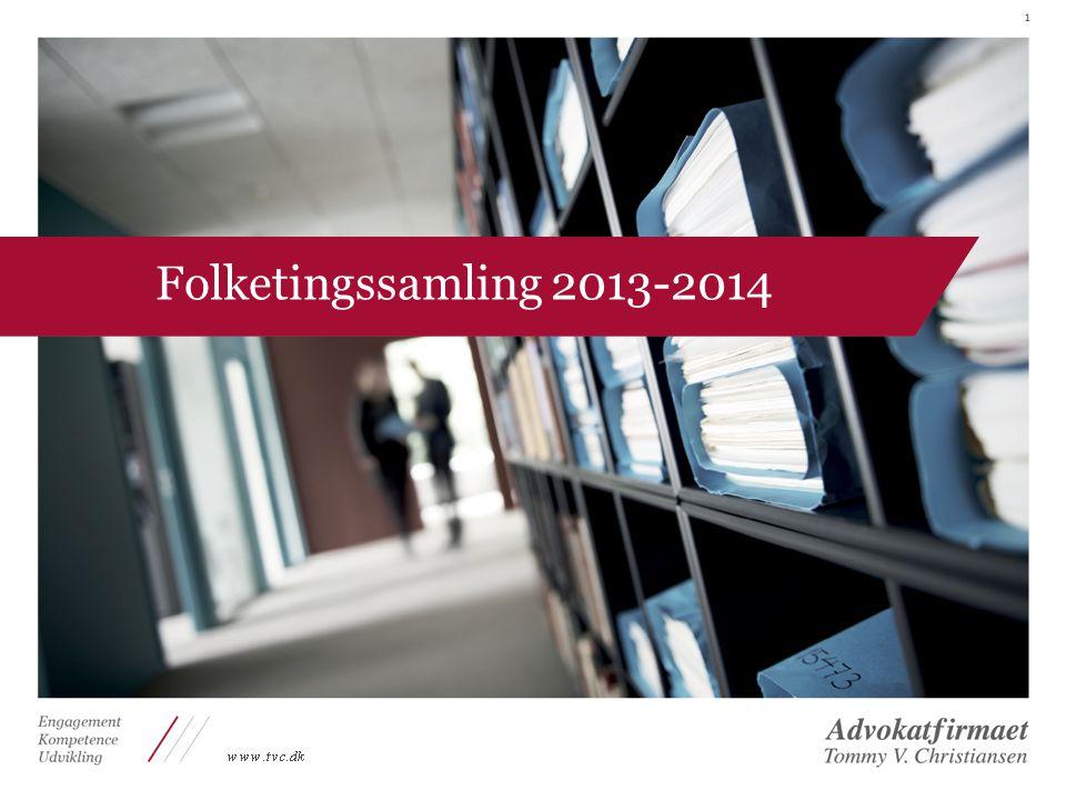 Folketingssamling 2013-2014
