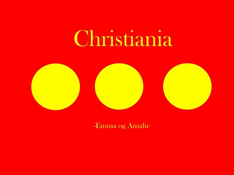 Christiania -Emma og Amalie