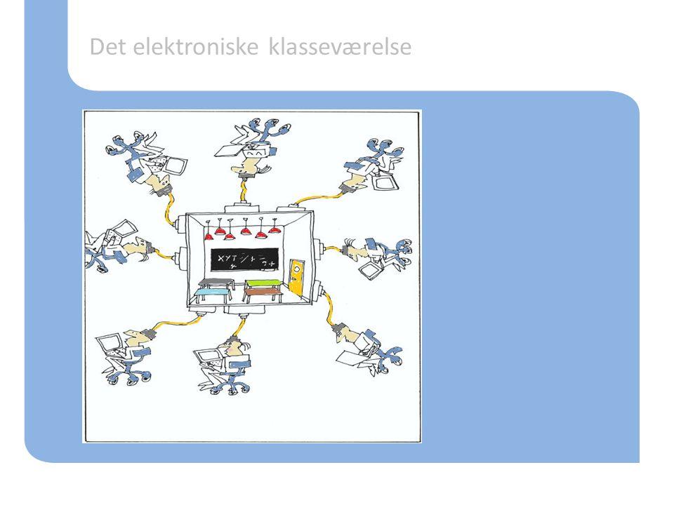 Det elektroniske klasseværelse