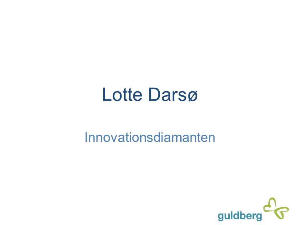 Innovationsdiamanten