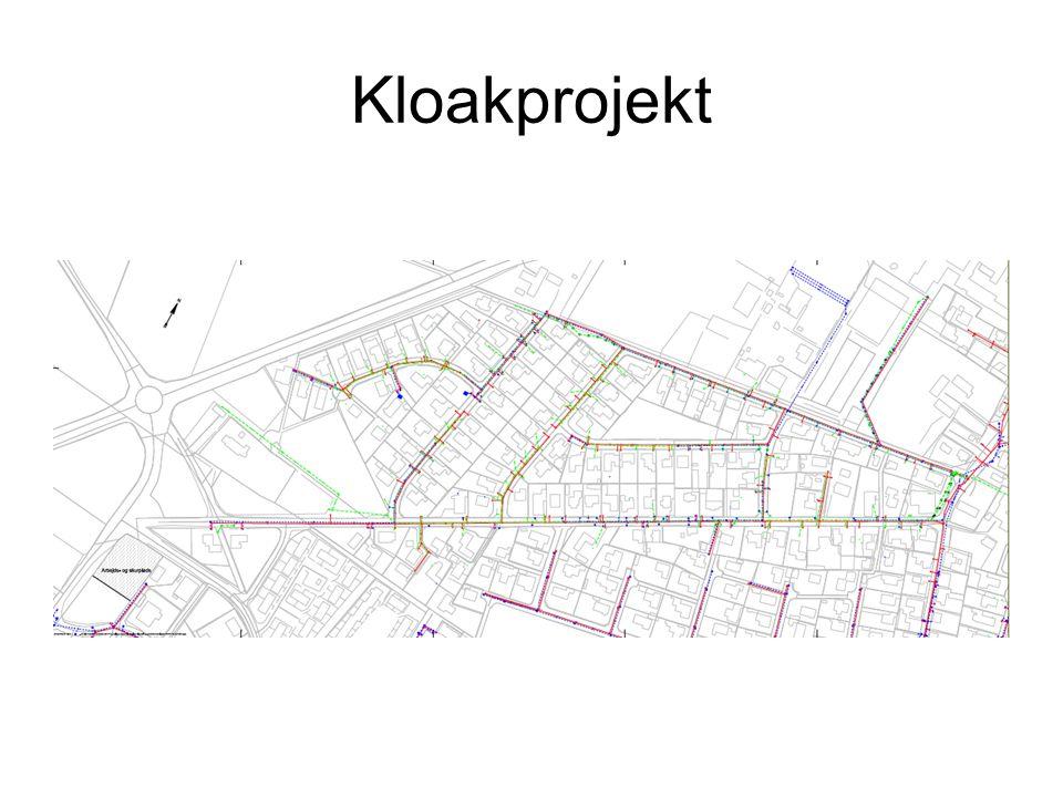 Kloakprojekt