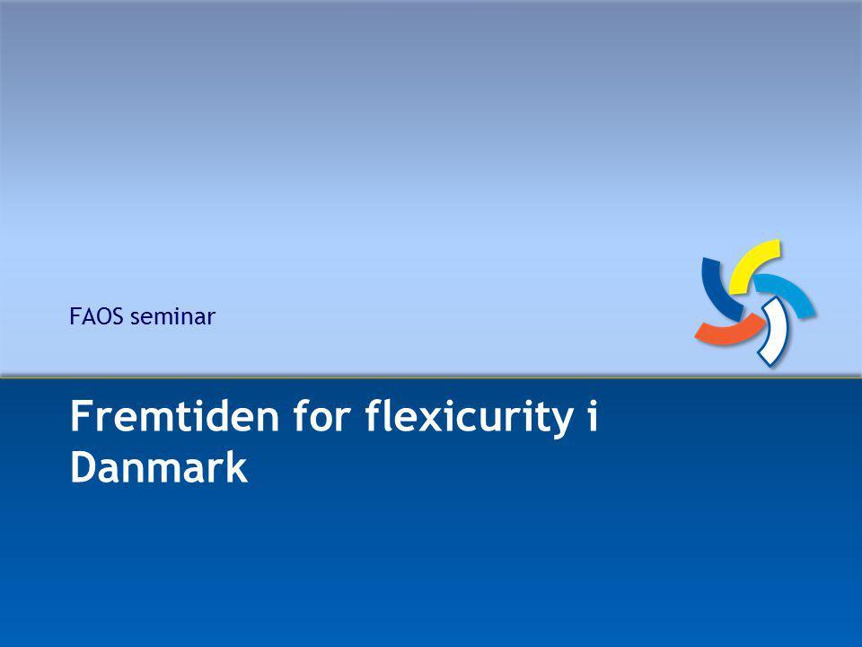 Fremtiden for flexicurity i Danmark