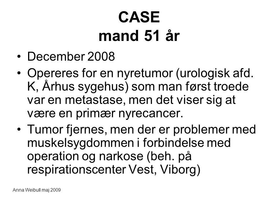CASE mand 51 år December 2008.