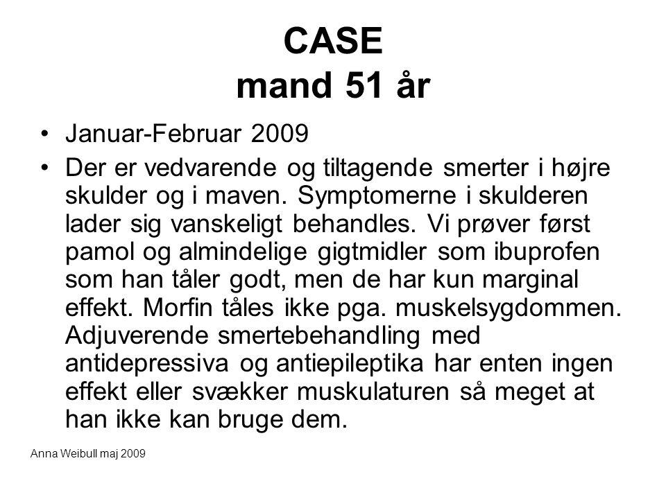 CASE mand 51 år Januar-Februar 2009