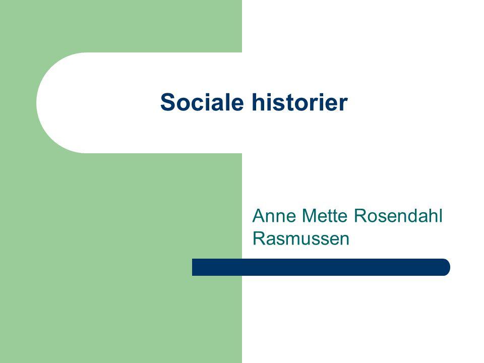 Anne Mette Rosendahl Rasmussen