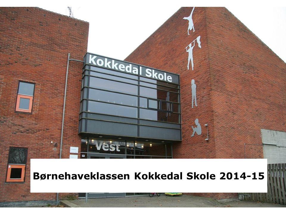 Kokkedal Skolens børnehaveklasse 2011-12