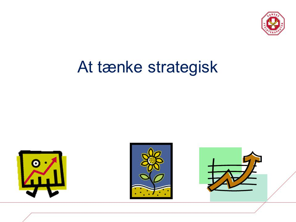 At tænke strategisk