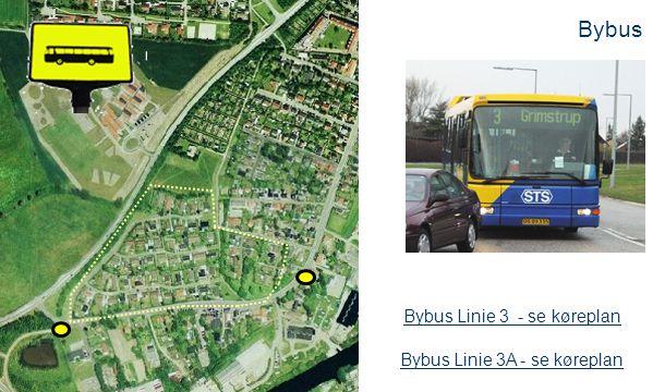 Bybus Bybus Linie 3 - se køreplan Bybus Linie 3A - se køreplan