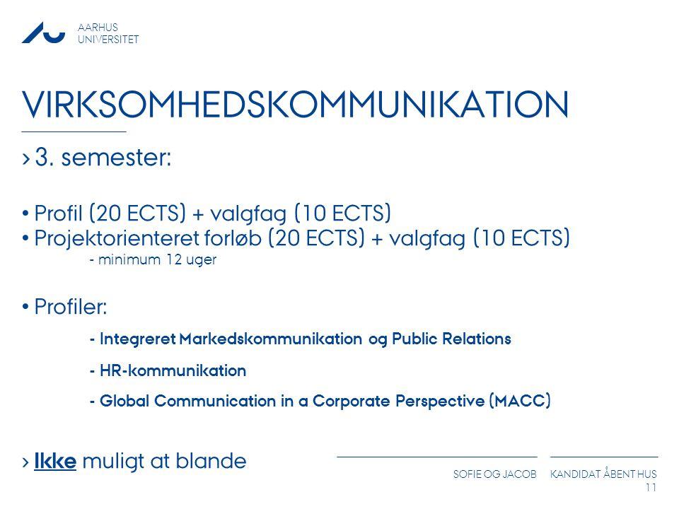 virksomhedskommunikation