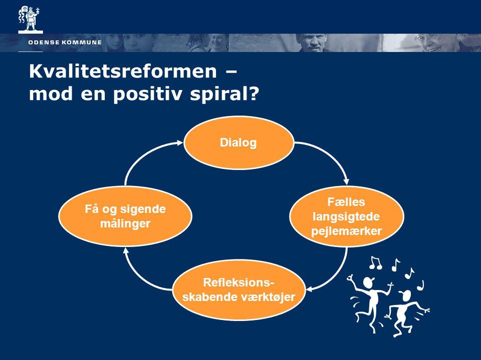 Kvalitetsreformen – mod en positiv spiral