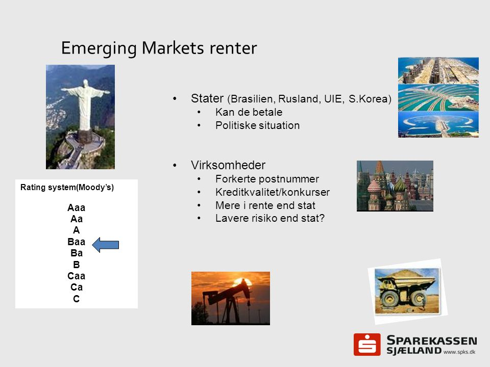 Emerging Markets renter