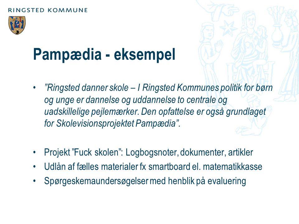 Pampædia - eksempel