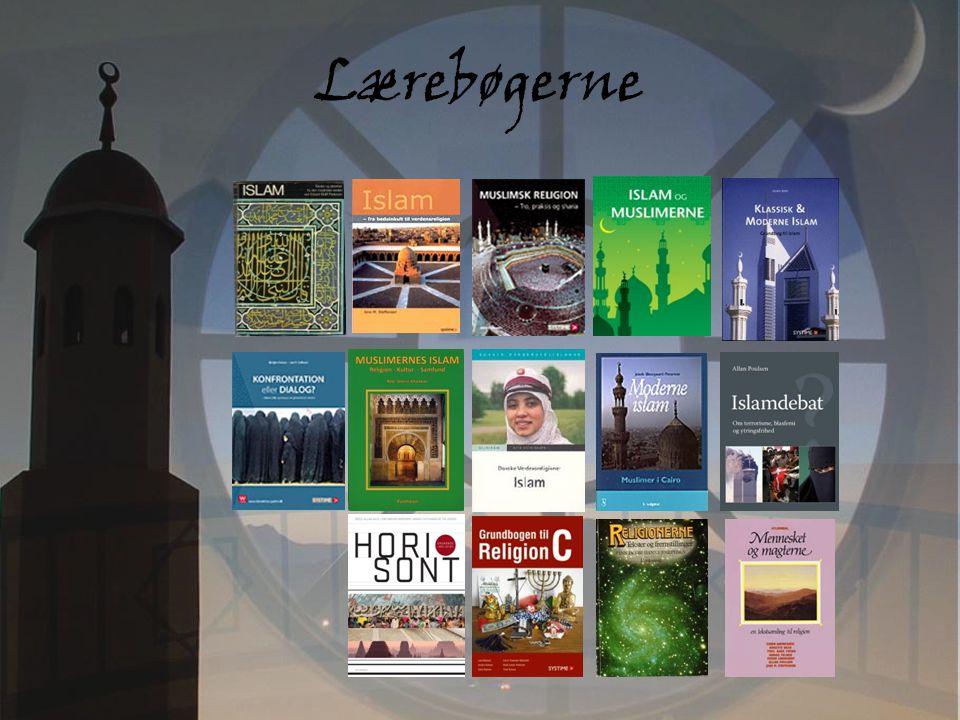 Lærebøgerne