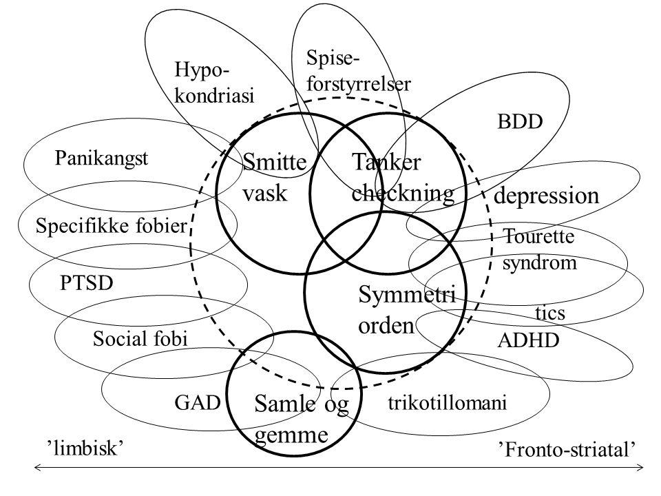 Smitte vask Tanker checkning depression Symmetri orden Samle og gemme