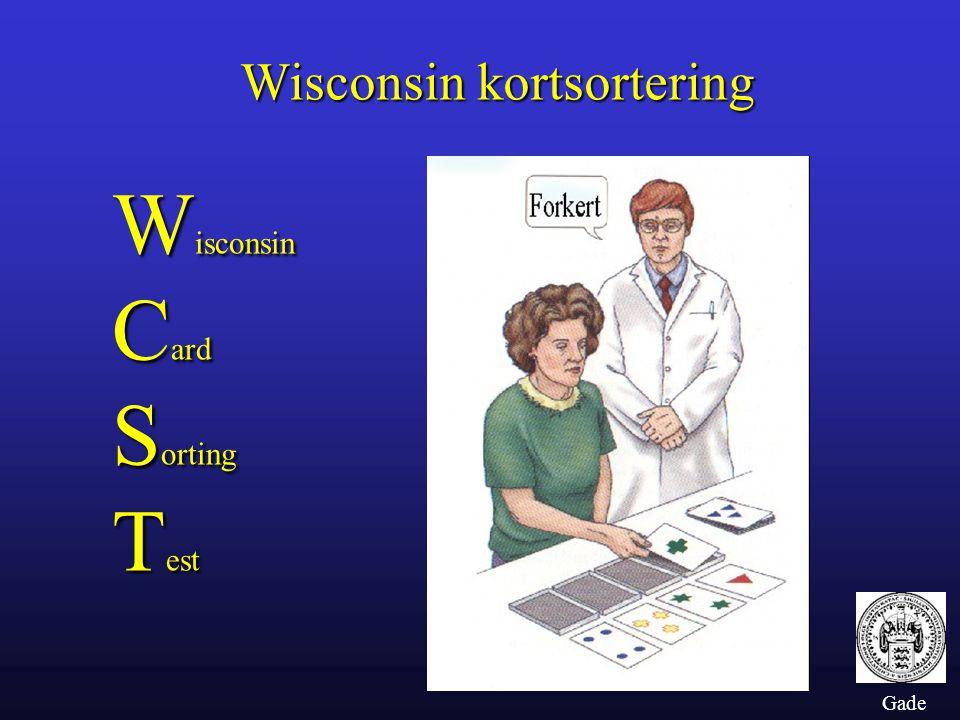 Wisconsin kortsortering