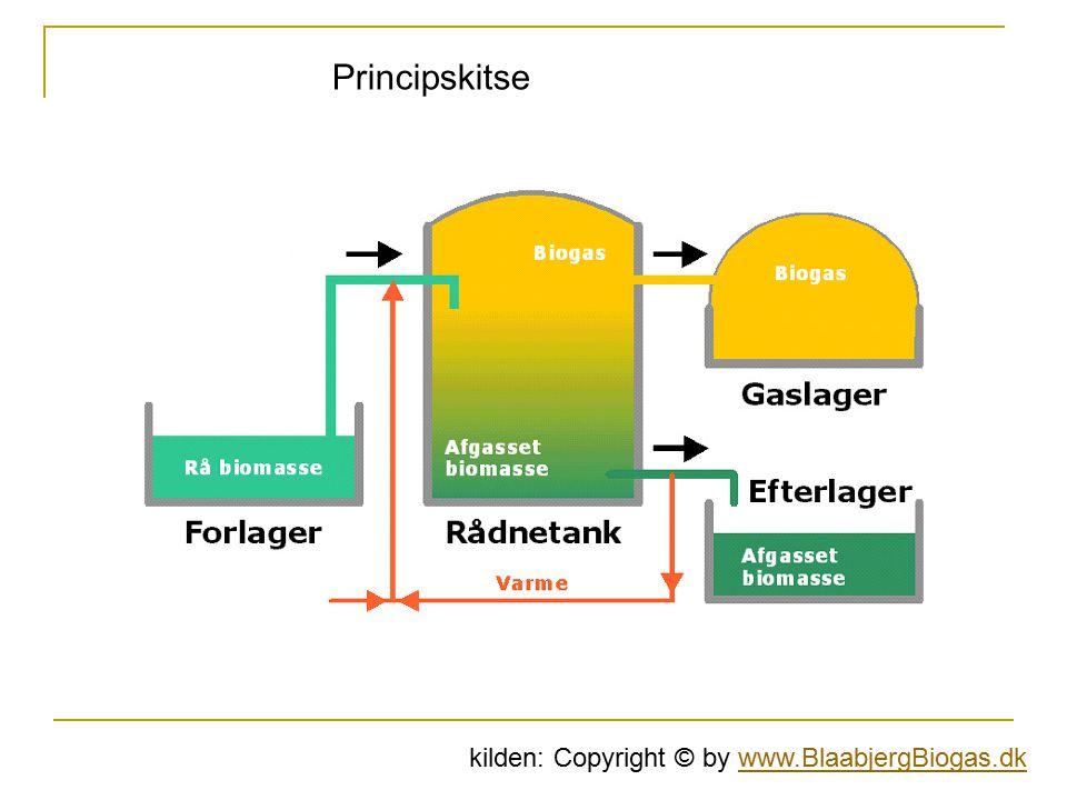 Principskitse kilden: Copyright © by www.BlaabjergBiogas.dk