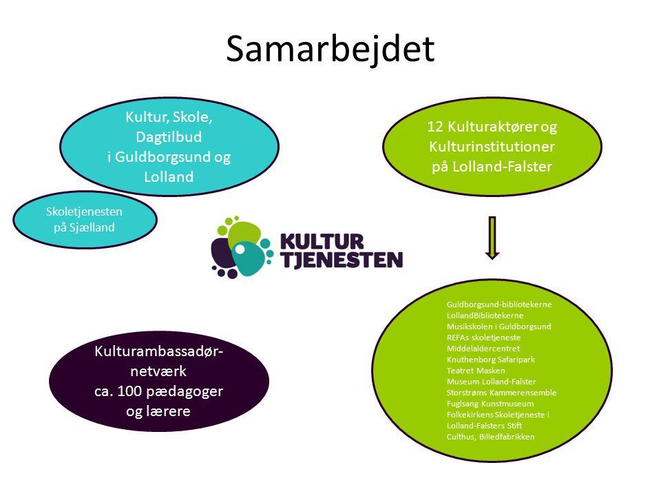 Samarbejdet Kultur, Skole, Dagtilbud